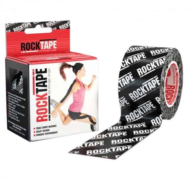 RockTape 5x5 Black Logo