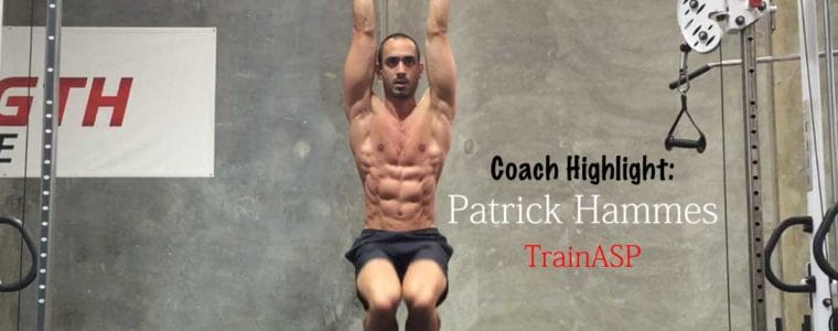 Coach Highlight : Patrick Hammes (TrainASP)