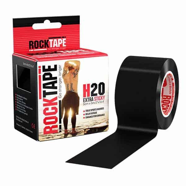 RockTape H2O Black