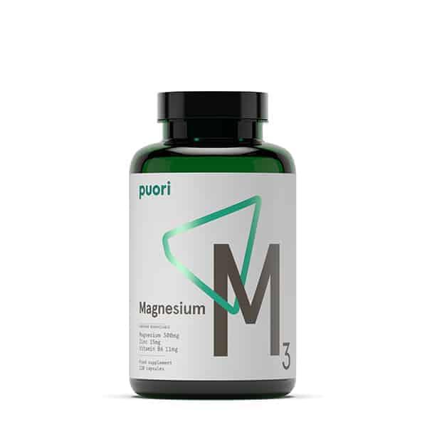 Puori M3 High Quality Magnesium ArmourUP Asia Singapore