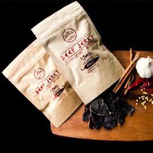 Snack Guru Paleo Beef Jerky ArmourUP Asia Singapore