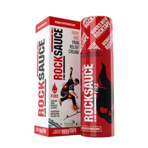 RockTape RockSauce Fire Roll-on 3oz ArmourUP Asia Singapore