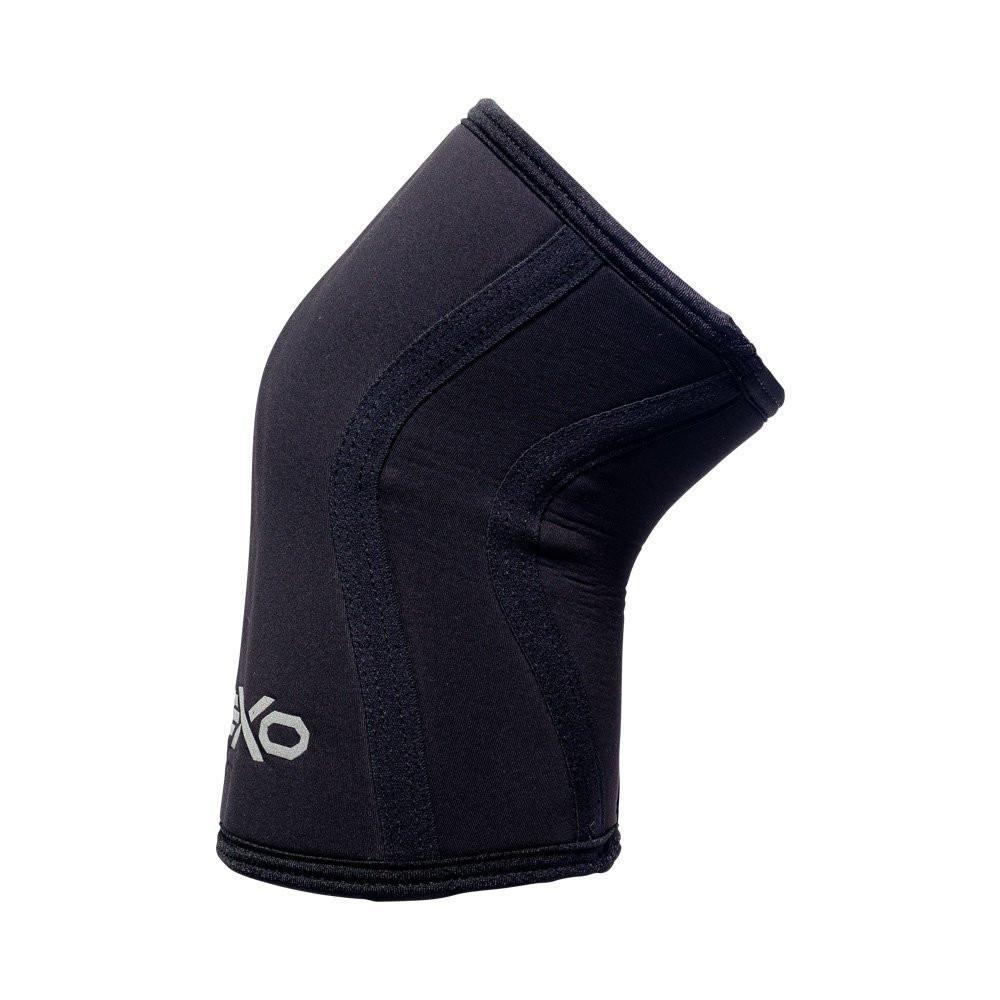 Exo 5mm Knee Sleeves Black Side ArmourUP Asia Singapore