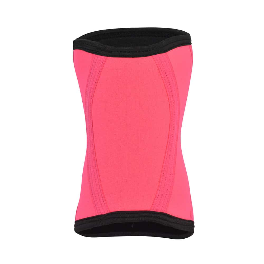 5mm Knee Sleeves Back (Neon Pink) by ExoSleeve ArmourUP Asia Singapore