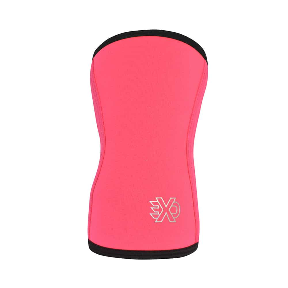 5mm Knee Sleeves (Neon Pink) ExoSleeve ArmourUP Asia Singapore