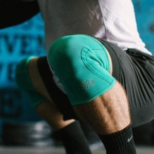 Exo 5mm Knee Sleeves Spearmint Bent ArmourUP Asia Singapore