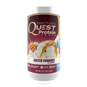 Quest Protein Powder Salted Caramel ArmourUP Asia Singapore