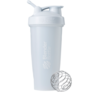 blender bottle classic 28 oz White