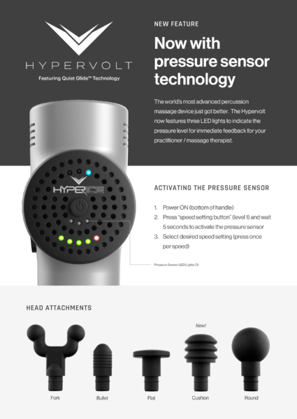 Hypervolt 2019 Features ArmourUP Asia Singapore