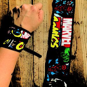 Marvel Wrist Wraps Main ArmourUP Asia Singapore