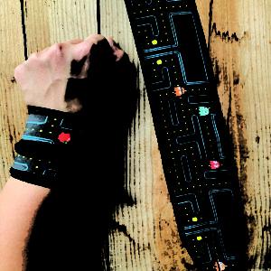Pacman Wrist Wraps ArmourUP Asia Singapore