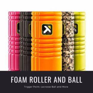 Foam Rollers & Ball