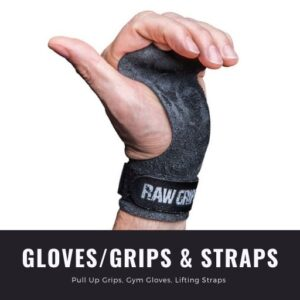 Gloves and Grips